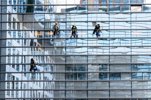 Types of Glass in Window Cleaning Services